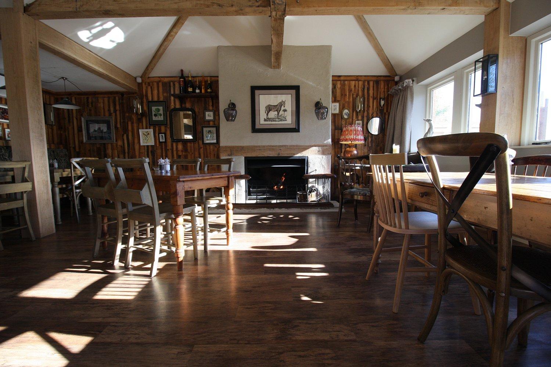 Carpenters Arms, Burghclere, Newbury, pub food & b&b
