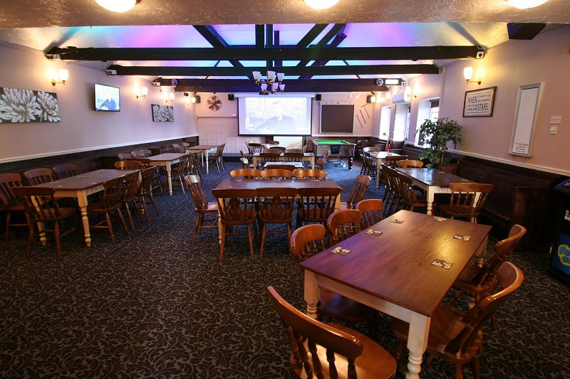 Private Dining Rooms Swindon