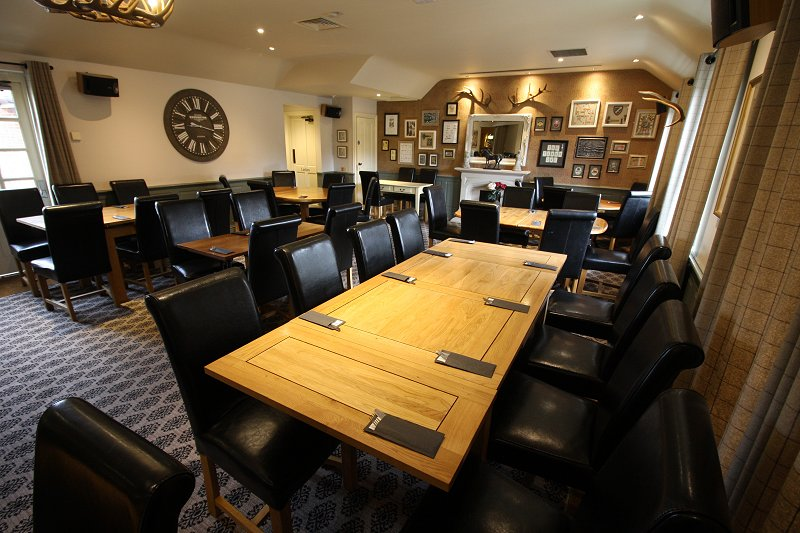 Pubs With Function Rooms Oxford
