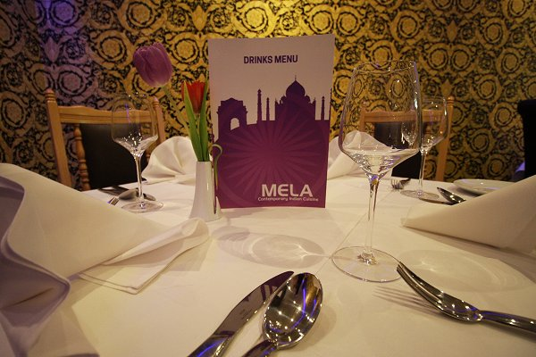 Mela Indian Restaurant Swindon | Dine-in or takeaway