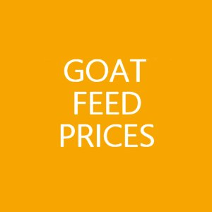 Goat feed prices from Toomers, Swindon, Wiltshire
