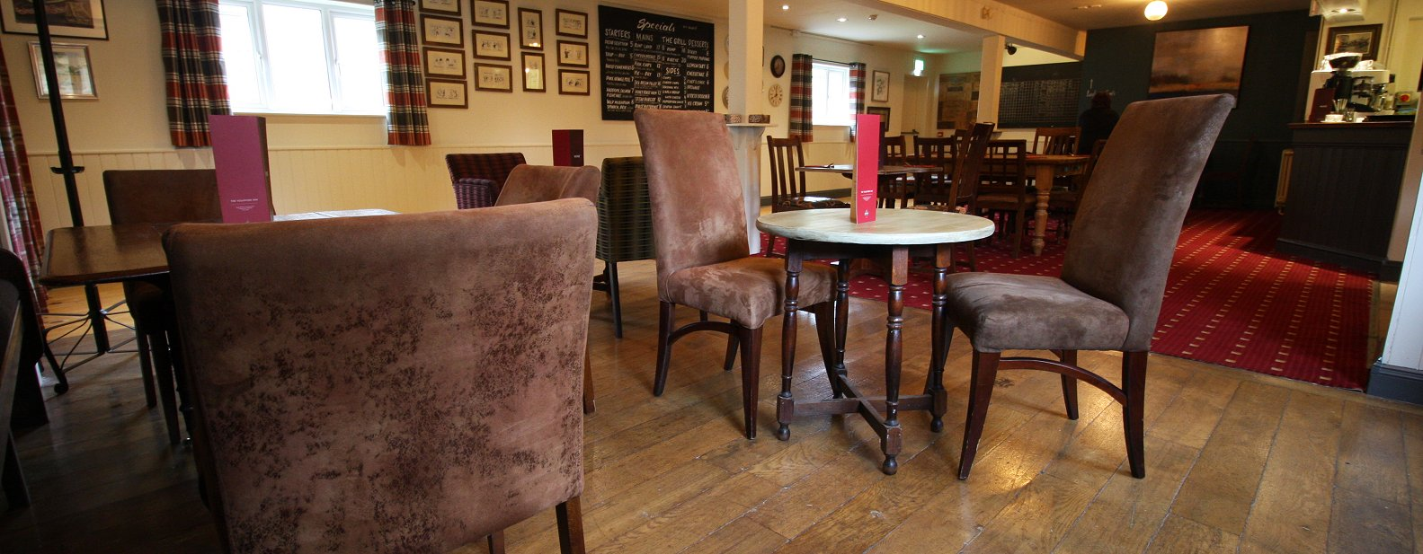 The Volunteer, Great Somerford, Pub Food & Functions nr Malmesbury/Chippenham/Swindon