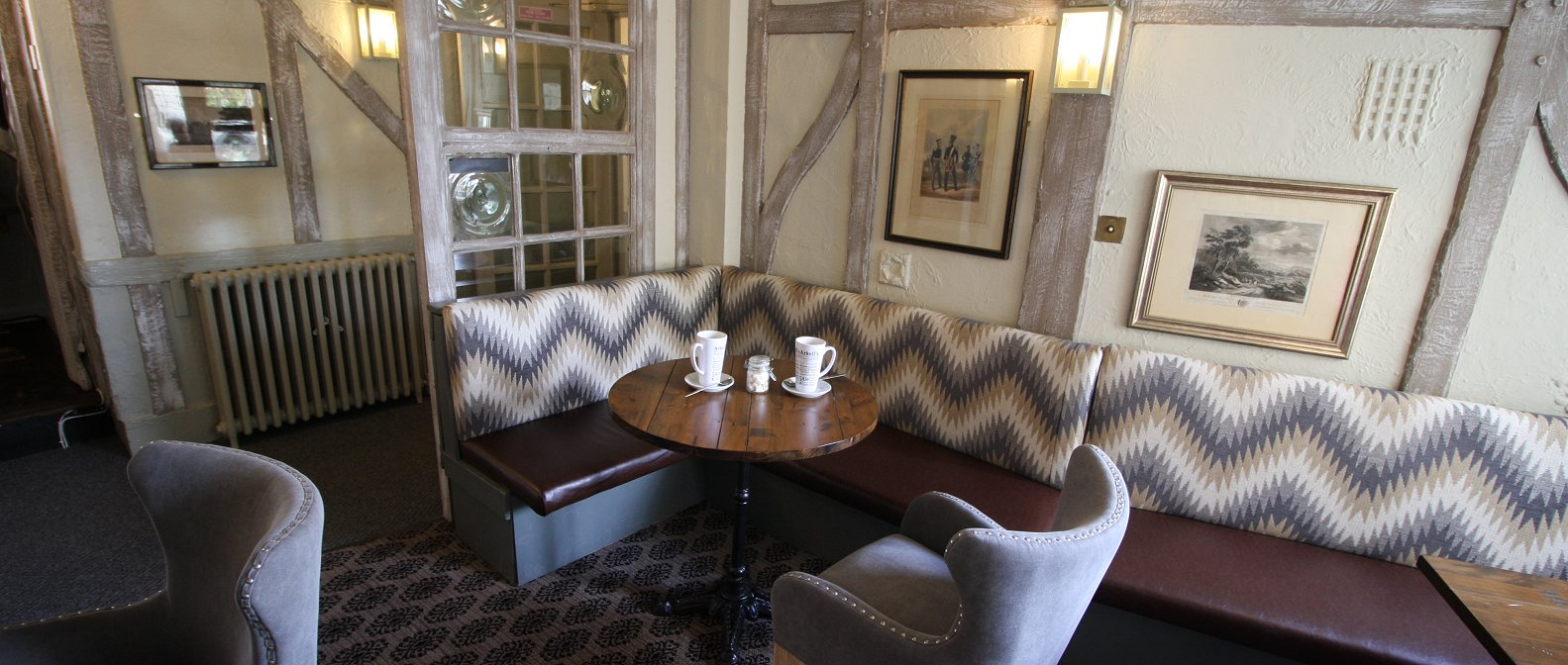 Eat & drink at The White Hart Hotel & Restaurant Whitchurch accommodation/bed-and-breakfast/pub food Newbury
